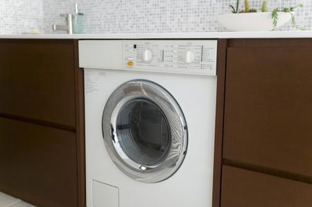 powder room: Washing Machine