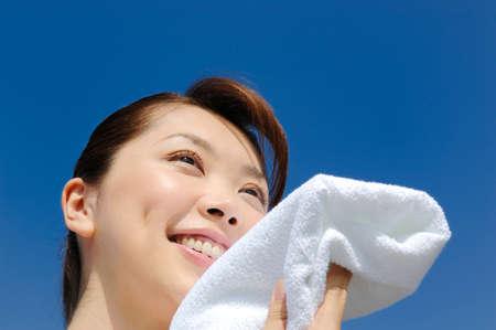 gratification: Women lifestyle Stock Photo