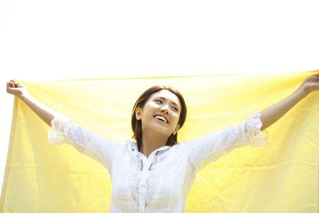 exhilaration: Women lifestyle Stock Photo