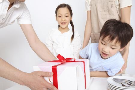 rejoice: Son rejoice in a box of cake