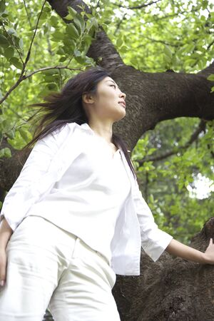 climbed: Women who have climbed to the big tree