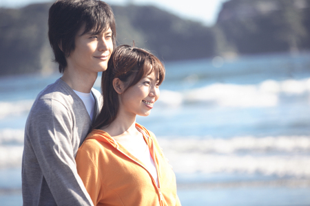 A couple of Enoshima photo