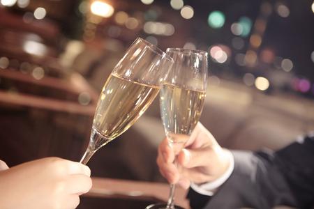 Cheers scene
