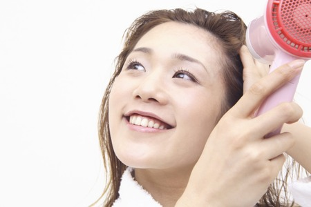 seres vivos: Mujeres cabello seco