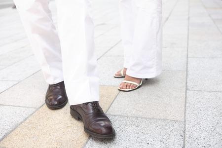 seres vivos: De mediana de los pies