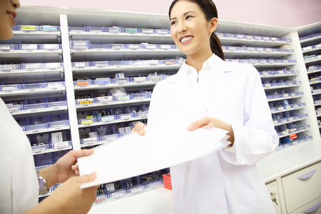Pharmacist to receive medical records from nurse