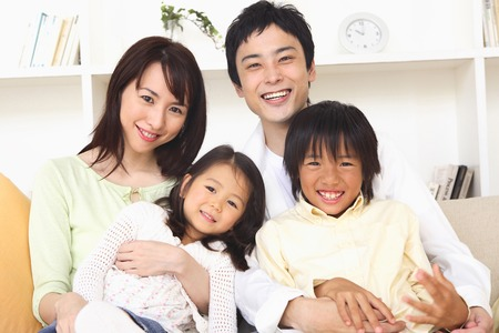living being: Family portrait