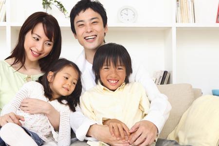 plural number: Family portrait