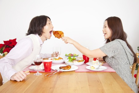 Women who'll eat the chicken to men