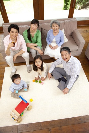3-generation family.