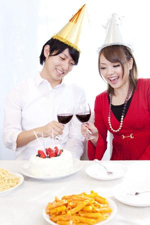 resound: Couples celebrate a birthday