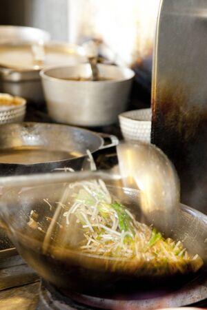 stir fry: Handy to stir fry cook