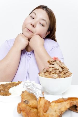 gluttonous: Metabolic syndrome women gluttonous