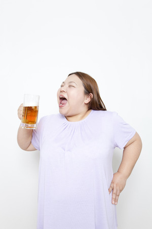 purine: Metabolic syndrome women who drink beer