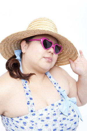 metabolic: Metabolic syndrome women who suffer the Straw Hat