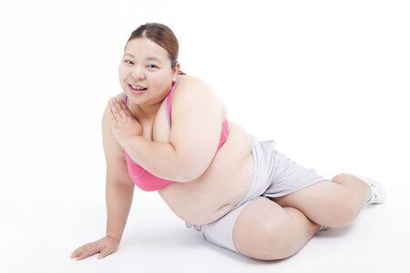 metabolic: Metabolic syndrome women smile