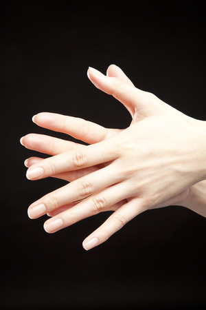 both: The combined both hands