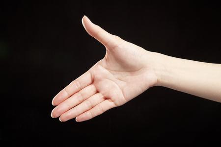 手を振ってください。 写真素材 - 39851433