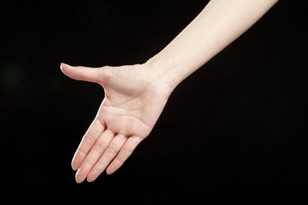 手を振ってください。 写真素材 - 39851457