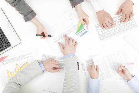 Corporate meeting Zdjęcie Seryjne