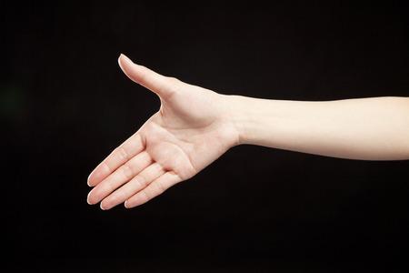 手を振ってください。 写真素材 - 39851514
