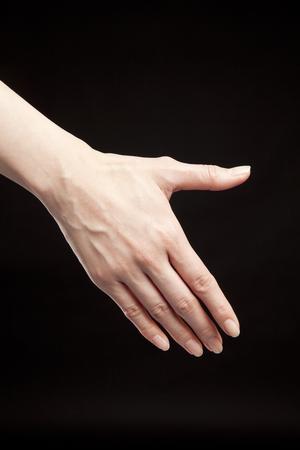 手を振ってください。 写真素材 - 39851518
