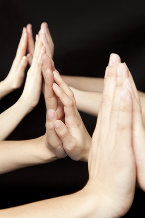 cohesiveness: Hands to match