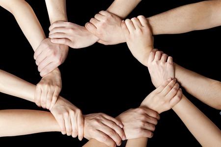 ser humano: los hombres y mujeres de la mano de apareamiento