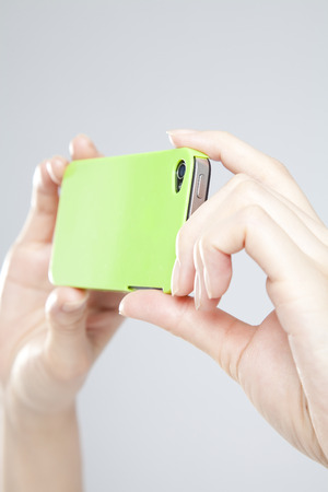 visceral: Keep taking pictures with Smartphone