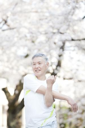 Senior men to prepare exercise