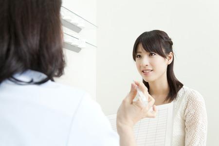 Women receive counseling