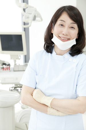 Dentist smile Stock Photo - 43740222