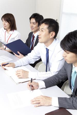 ビジネス インタビュー 写真素材 - 51371315