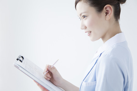 to be pleasant: Nurses medical record to open the