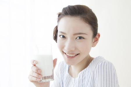 Women who drink milk