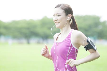 Women in the running