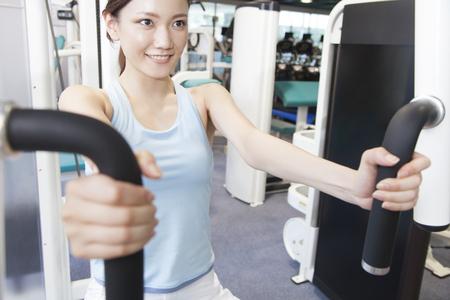 muscle training: Krafttraining für Frauen