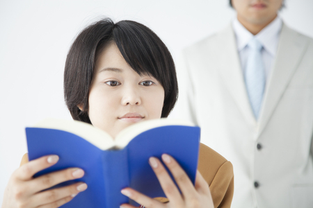 taught man: Opening the dictionary high school girls