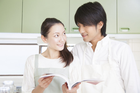 Couples View recipe book