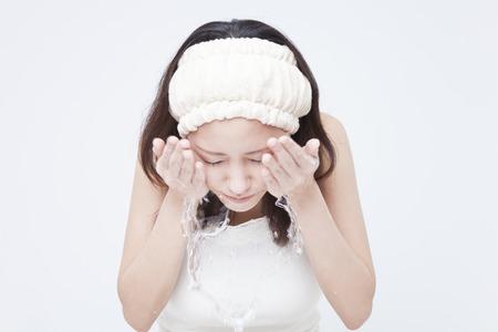 lavado: Mujer sea la limpieza