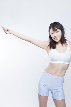 Women holding major photo