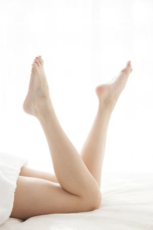 female legs: Women legs Stock Photo