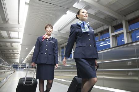 walk in: CA walk in the airport