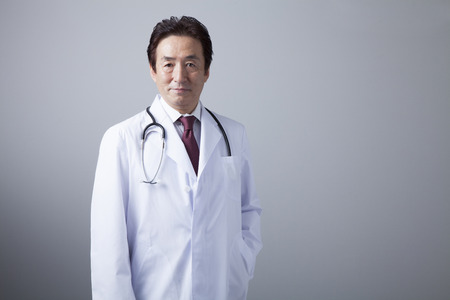 ベテラン医師