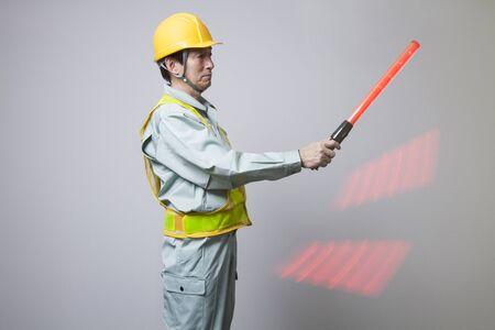 traffic control: Traffic control workers