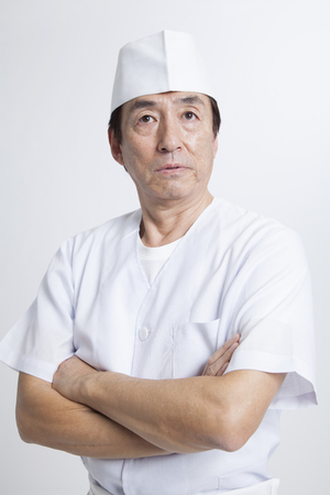 Chef arms