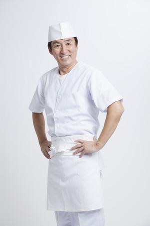 Hand On Hip chef