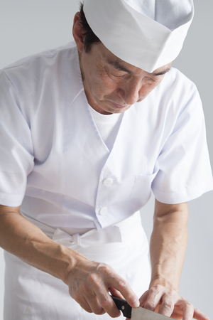 Cooking chef Standard-Bild