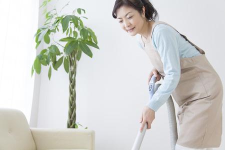 主婦の掃除機