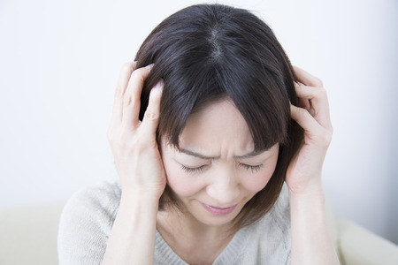 Middle women suffer from headaches